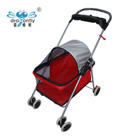 Factory Promotion Oxford Outside Aluminum Dog Show Trolley