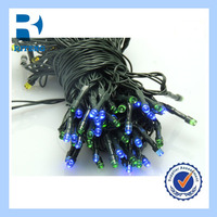 Christmas and holiday decoration PVC wire led string lights /LED garland/LED fairty lights