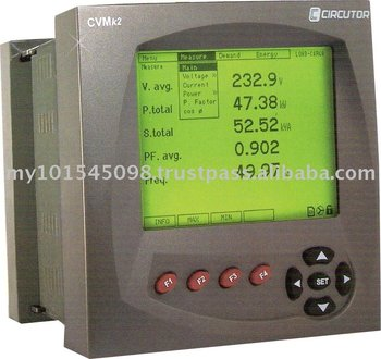 CVM k 2 Three Phase Power & Power Quality Analyzer.