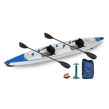 2015 new 473CM 2 person inflatable Drop Stitch Kayak