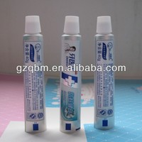 Make Toothpaste Aluminum Plastic Laminated Tube