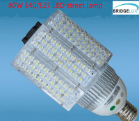 80W E40 LED street road light garden lamp replace metal traditional lamp