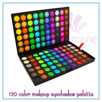 120 Color Fashion Eye shadow palette Cosmetics Mineral Make Up Makeup Eye Shadow 120 colors Palette eyeshadow set for women