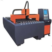 Laser Flat Bed Metal Cutting Machine-400W