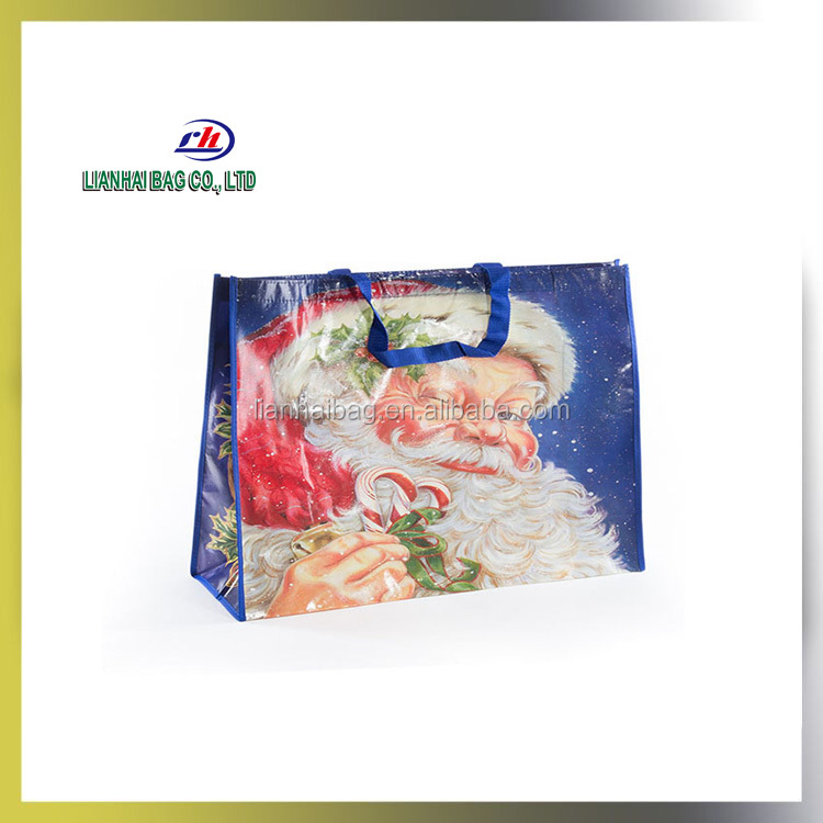 RPET or PET laminated bags with customized any logo or design
