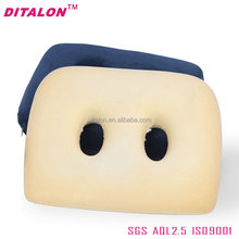 Professional manufacturer supply Memory Foam Donut Cushion Hemorrhoid Treatment with Tailbone and coccyx Pain Relief