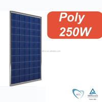 Hot sale ! high efficiency home kits using solar system using 250w solar pv panel in electric panel for 5000 w