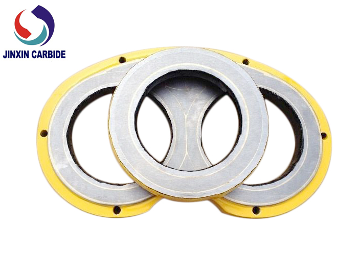 Wear resistance hard alloy plates tungsten carbide wear resistance glasses  plate