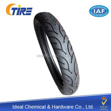High Speed 80/90-17 Vintage Venezuela Motorcycle Tyres