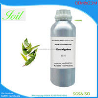 100% pure and natural eucalyptus oil in bulk private label offered 180KG