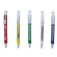 Wholesale promotional Plastic feature ballpoint pen