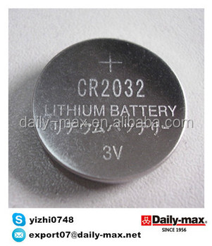 CR2032 Lithium Battery 3V Button Cell