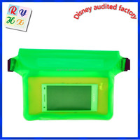 China supplier pvc waterproof bag waterproof camera bag waterproof document bag