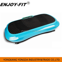 2014 NEW DESIGN BODY CRAZY FIT MASSAGE VIBRATION PLATE AS SEEN ON TV BODY SLIM BODY SHAPER PLATE