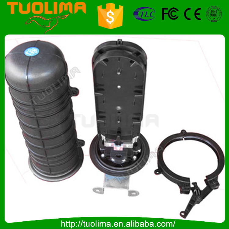 Tuolima -- FTTH Network Pole Mount/Dome Fiber Optic Terminal Box joint box