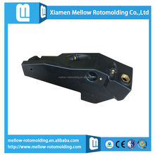 Black color of fuel tank by rotomolding