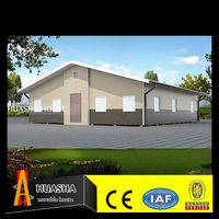Australian Modern Cheap Prefab Villa Homes