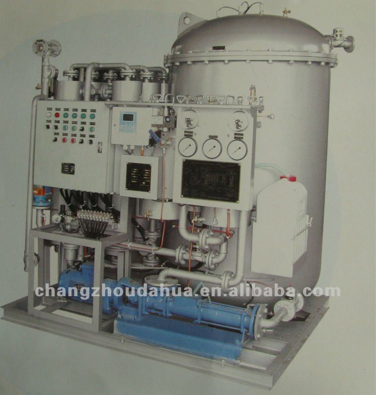 YWC-3.0 Vessel and Ship Bilge oily water separator