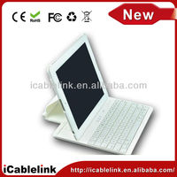 Fashion 3 in 1 Case for ipad bluetooth keyboard with cover for ipad 2 3 4