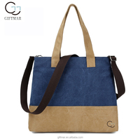 hand bag for lady, new canvas hand bag women 2016