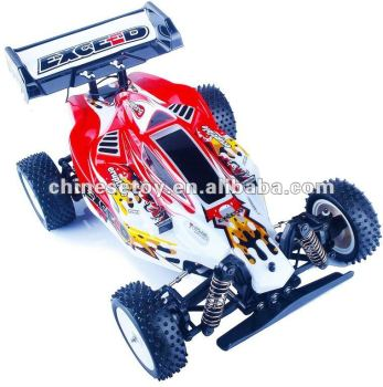 1:10 Digital Scale 4WD High Speed Radio Control Car Model RC Buggy Car