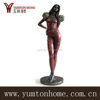 Popular RESIN SEX LADY RESIN FIGURINES