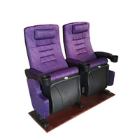 Low price hot sale theater auditorium chair home cinema chair