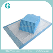 Cheap super absorbable bed sheet/pads