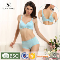 New Style Sexy 3/4 Cup Comfortable Ladies Underwear Sexy Bra New Design