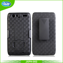 Top selling factory phone holster case for motorola droid razr xt910 xt912