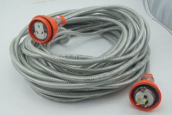 Australian Standard Braided Screen cable