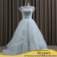 SW16655 Picture of latest Gown Designs Wedding Dresses/Appliqued Sequins Strapless Girls Wedding Dresses France/Paris