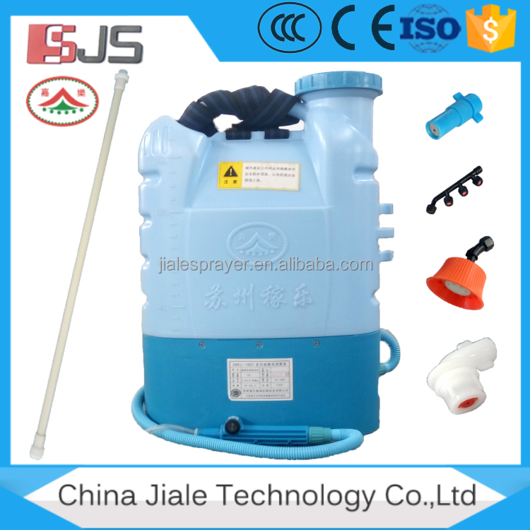 Electrostatic high pressure fruit tree farm tools and equipment sprayer