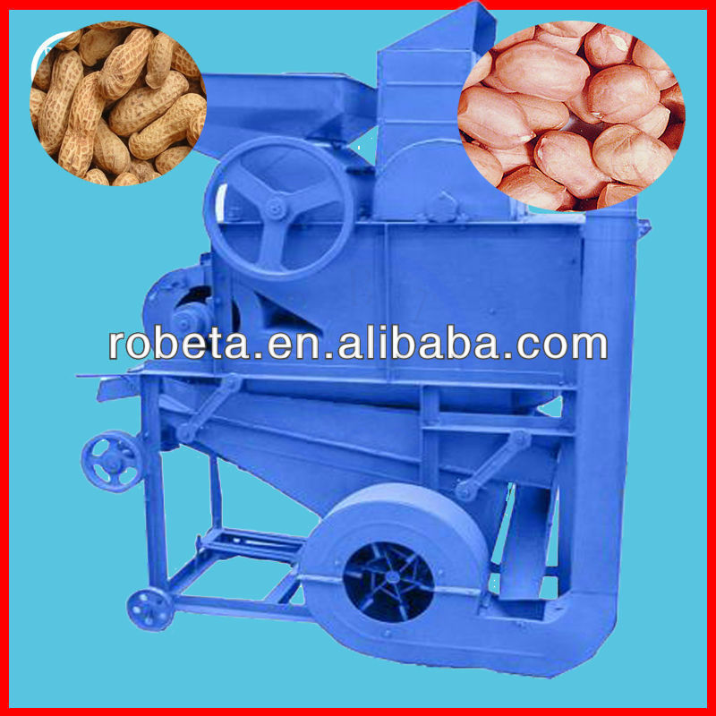 high quality newest Groundnut pecan shelling machine