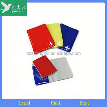 PVC Card Holders and Passport Cover Set