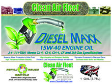 CAF Diesel Maxx 15W-40 Engine Oil