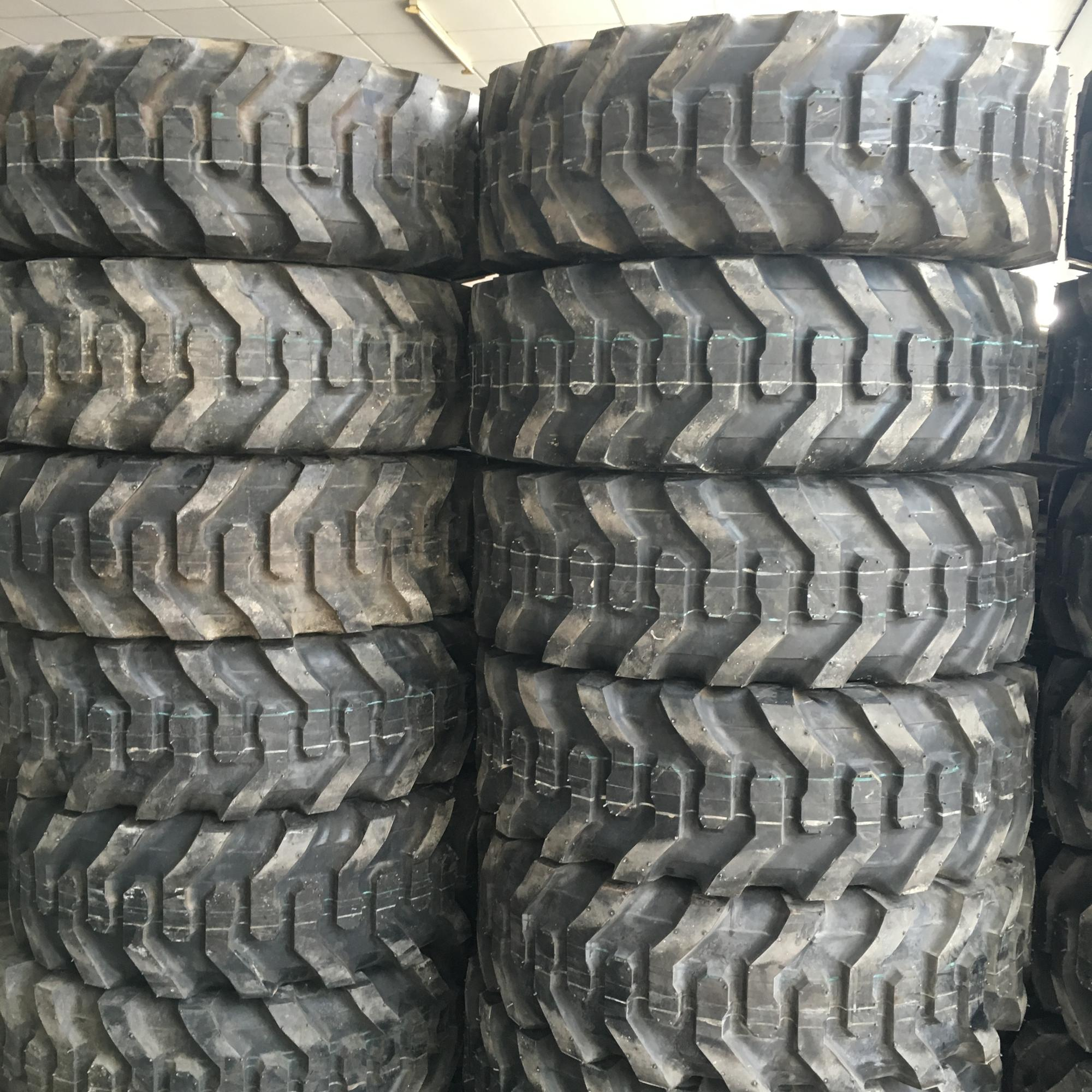 alibaba high quality skid steer tire 10-16.5 23X8.5-12 27x8.5-15 loader tyre