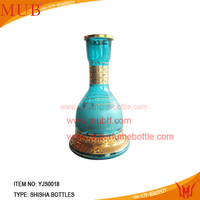 2014 Newest Hot Sale hookah shisha glass bottle,kaya shisha hookah