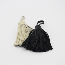 Wholesale DIY Craft Faux Leather Tassel For Decorative