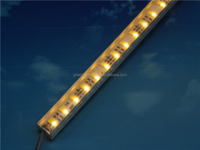 5050 SMD LED light bar rigid led strips DC12/24V,double row hard strip light ,ip68 waterproof for outdoor