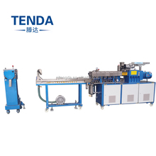 Hot Melt Plastic Extruder Machine of Nanjing Tengda