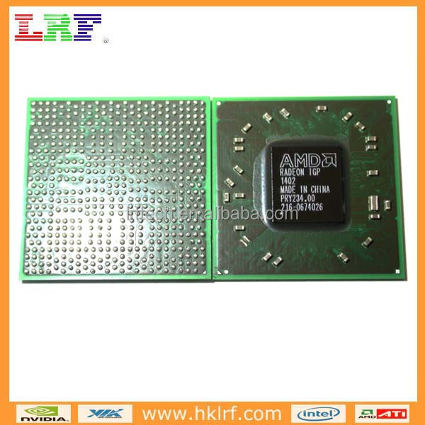 100% new 216-0674026 IC chips for laptop notebook Graphics chipest