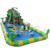 Inflatable water slide with beautiful design and high quality/ cheaper inflatable new design water slide for kids and adults