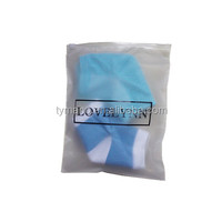 Manufacturer Custom Zipper Top Sealing Plastic Bag for Packing Clothes