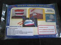 vacuum storage bag in PP bag