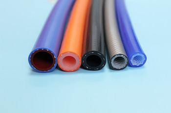 silicone food grade woven net tube