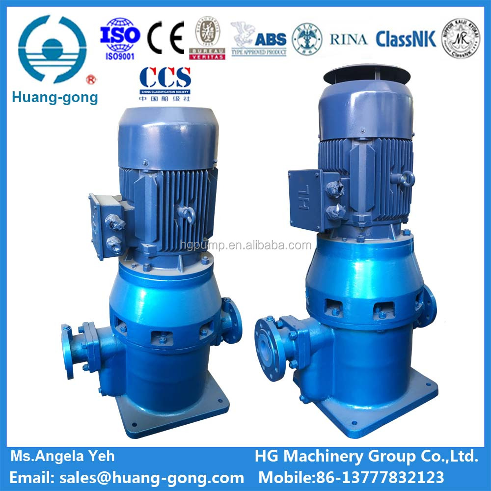 CLZ Series Vertical Self-priming Centrifugal Water Pump