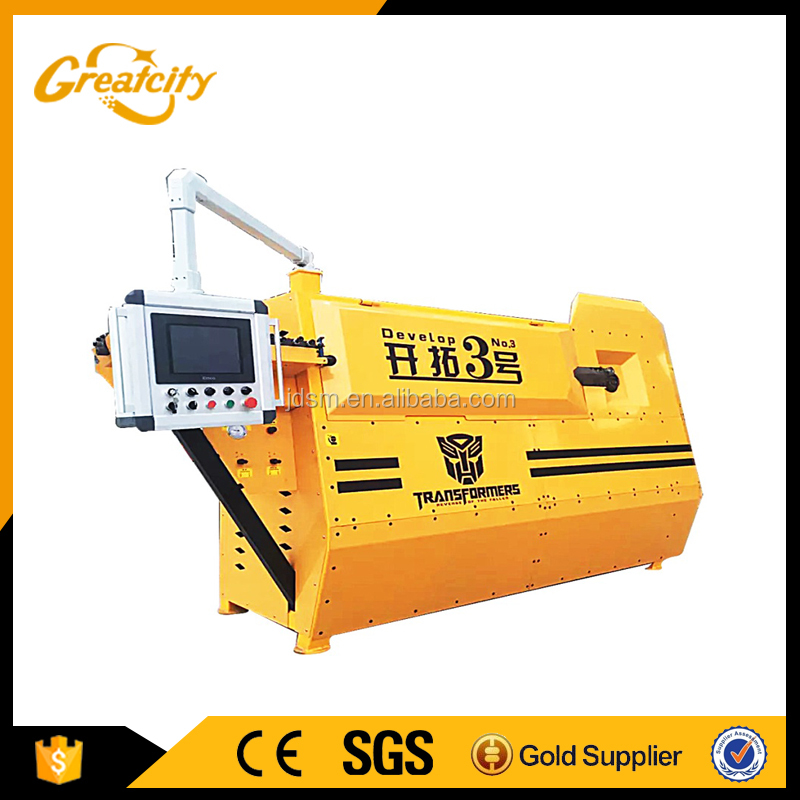 Hot promotion Automatic steel rule bending machine/ round steel bending machine for sale