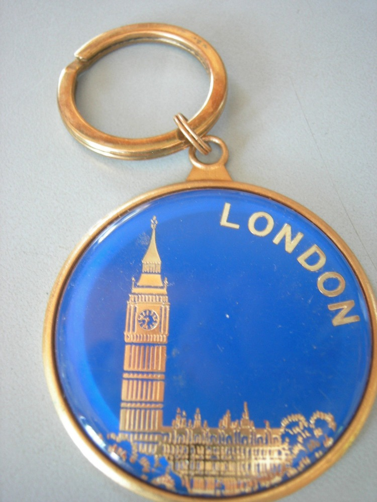 London, England, Key Chain Ben Tower Keychain For Gift Souvenir Key ring gift