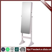 Selling Well Single Door Full Length Jewelry Mirror Cabinet